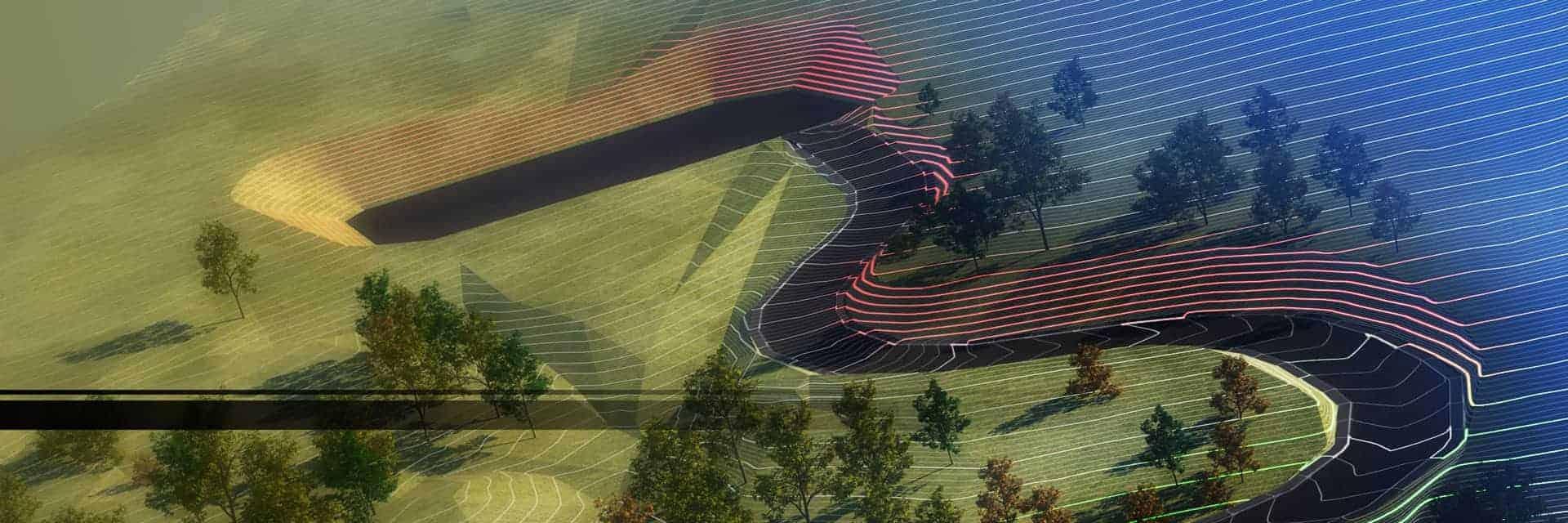 Civil 3D Terrazas