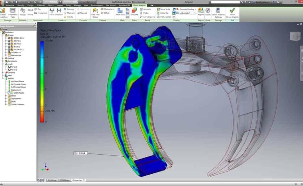 La capacitación en Inventor para diseñadores industriales es clave para ser parte del futuro de la manufactura