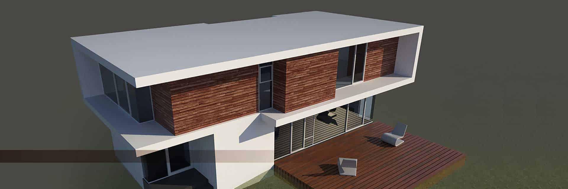 3Ds Max Arquitectura