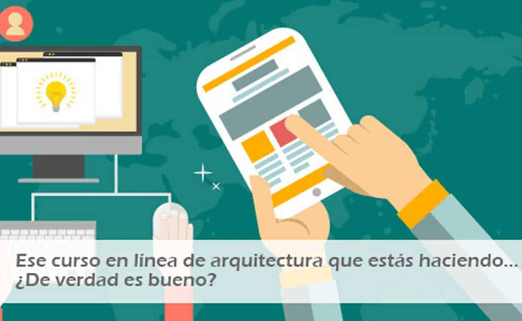 Ese curso online de arquitectura