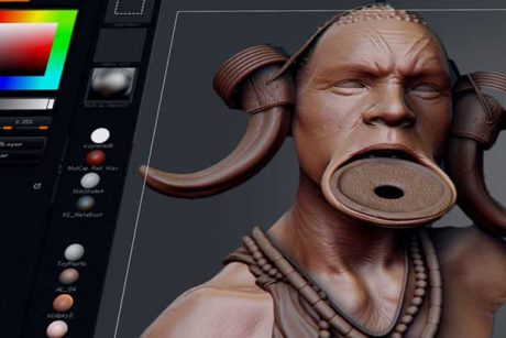 Curso online Zbrush