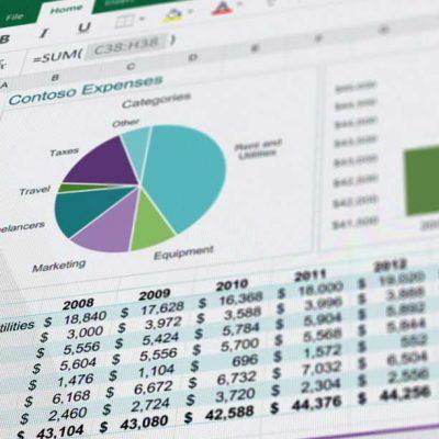 Excel para la creación de modelos económico-financieros